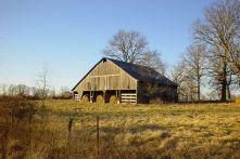 Baxter County Barn